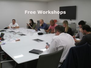 free workshops John Gilroy