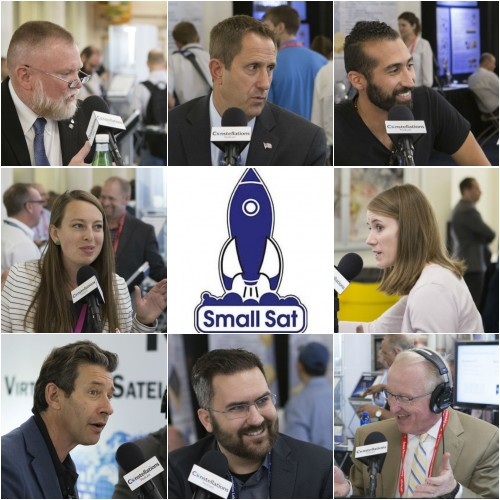 7 Fantastic Podcasts from SmallSat 2018