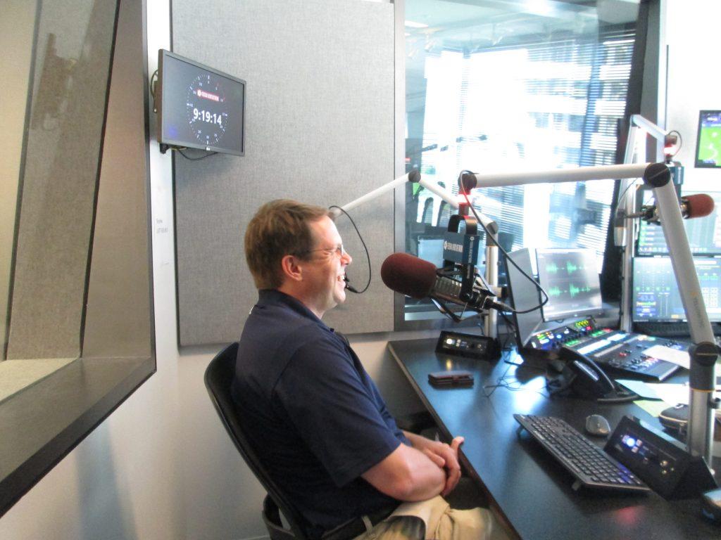 clark richey on federal tech talk