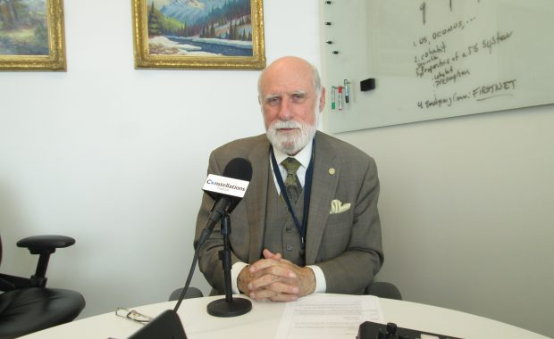 Vint Cerf on Constellations